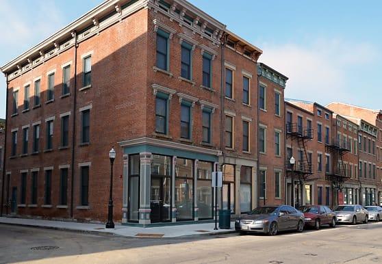 Mercer Commons, Cincinnati, OH