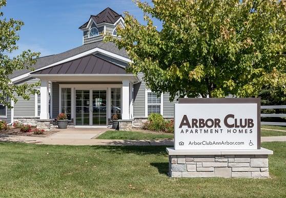 Arbor Club Apartments, Ann Arbor, MI
