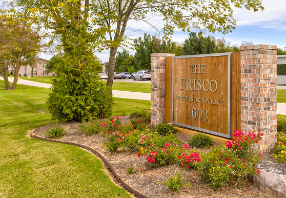 The Frisco Apartments Rogers Ar 72756