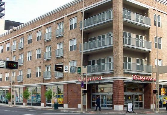 Sixth and Race Apartments, Cincinnati, OH