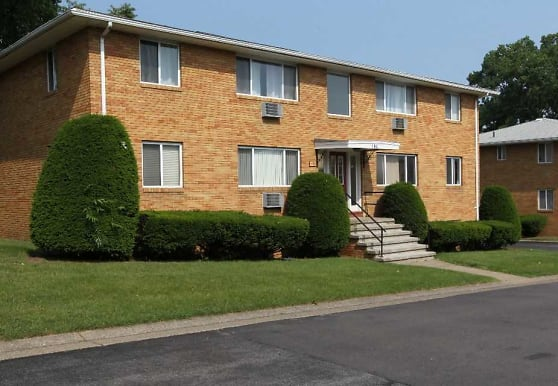 Ridgecrest Court Apartments, Rochester, NY