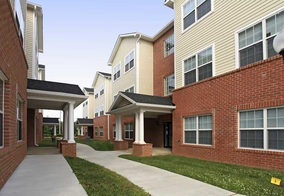 Shippensburg Commons Apartments, Shippensburg, PA