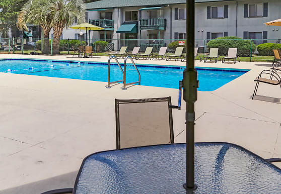 Timberland Apartments, Savannah, GA