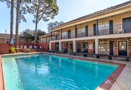 Jefferson Shadows Apartments, Baton Rouge, LA