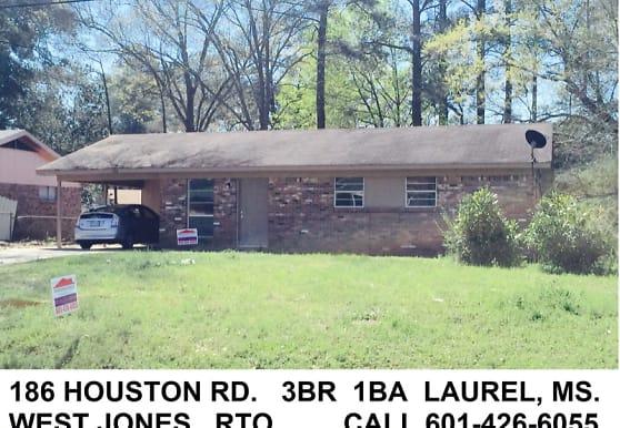 186 Houston Rd, Laurel, MS