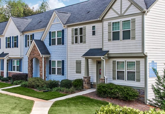 Fountains at Kelly Mill Townhomes, Cumming, GA