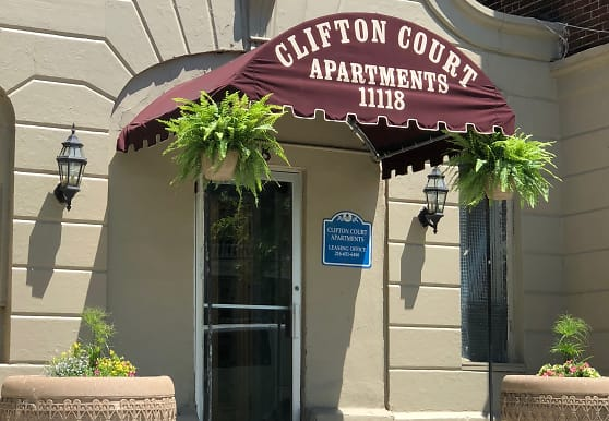 Clifton Court Apartments, Cleveland, OH