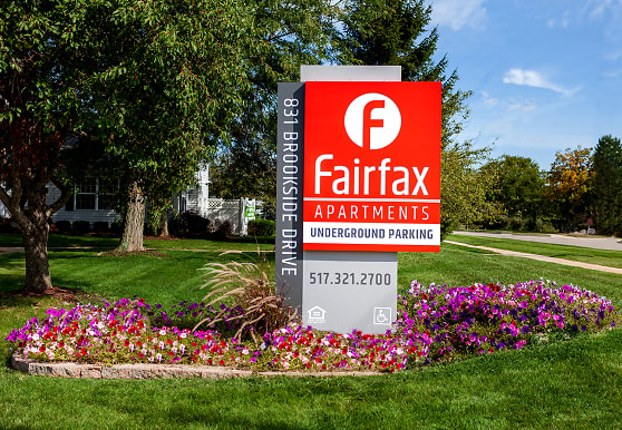 Fairfax Apartments, Lansing, MI