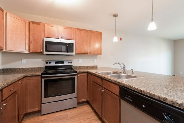 Stonefield Apartments - 1 Bedroom-Kitchen