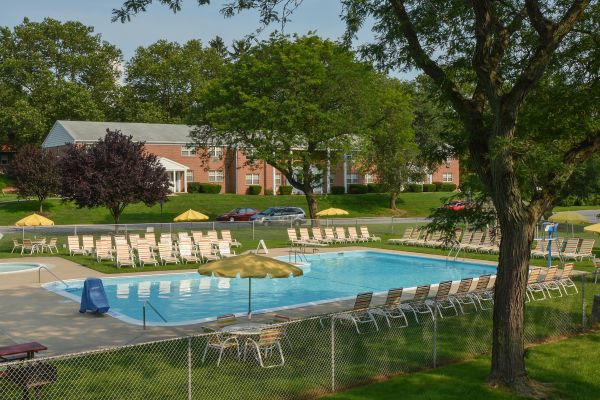 Heated and Guarded Seasonal Swimming Pool