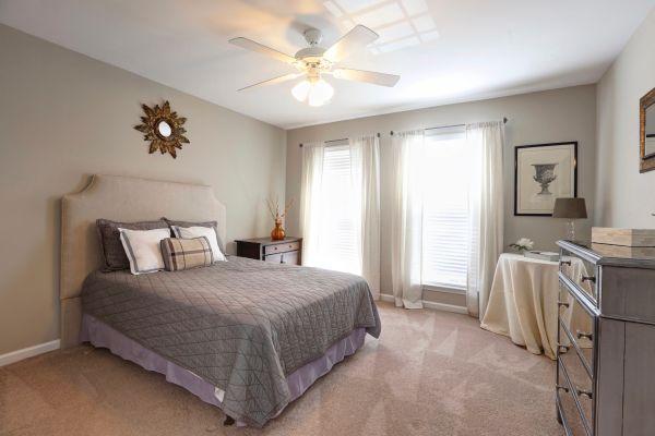 3 Bedroom Flat Bedroom