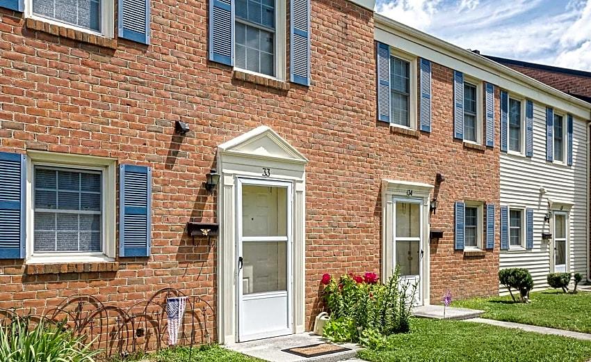 Brookside North Townhouses Apartments Roanoke Va 24019