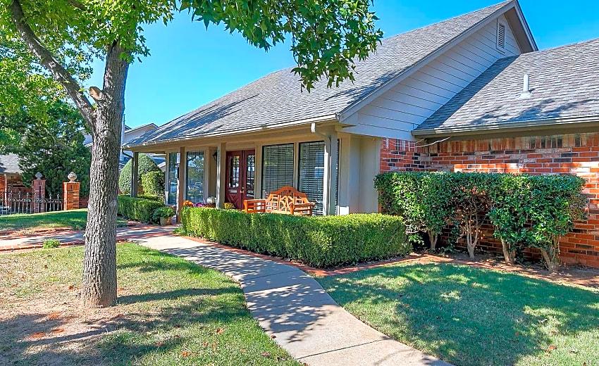 Garden Gate Patio Homes Apartments Oklahoma City Ok 73116