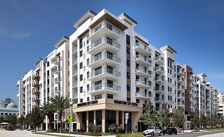 Broadstone City Center Apartments West Palm Beach Fl 33401