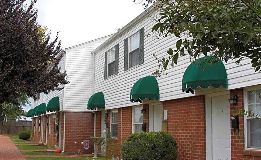 Bowman Park Townhomes Apartments Roanoke Va 24012