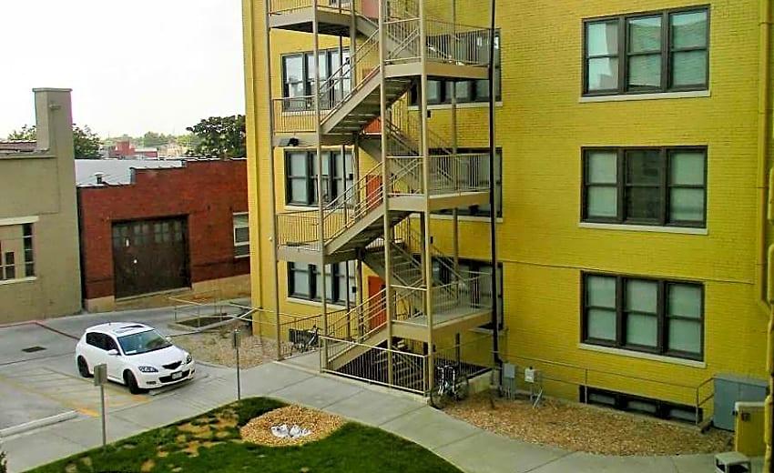 Frisco Lofts Apartments Springfield Mo 65806
