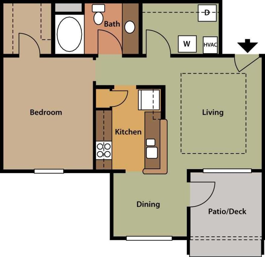 Oakbrook Village Apartments: Oakbrook Village