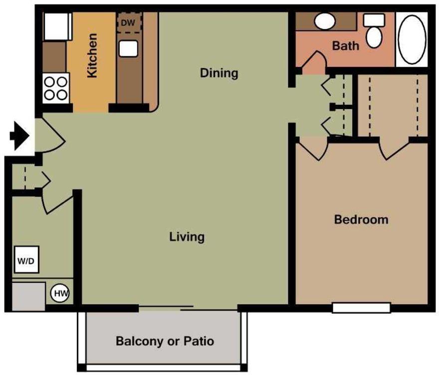 Whitmore Lake Apartments: Harbor Cove Apartments And Beach Club