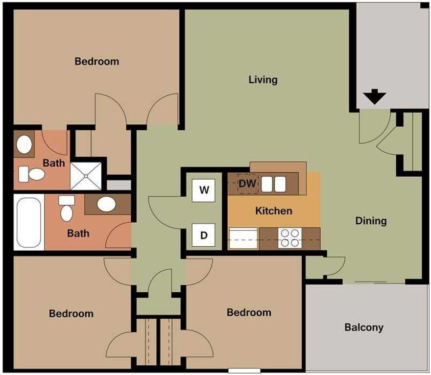 Summer Cove Apartments: Summer Cove